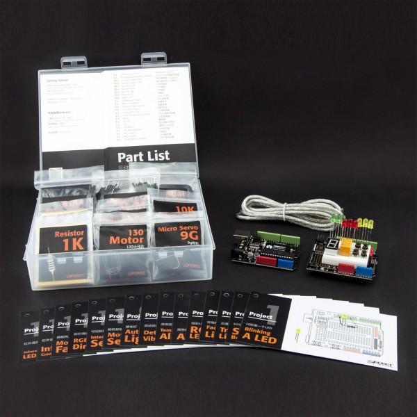 아두이노 입문 키트 v3 0(beginner kit for arduino v3 0)beginner kit for arduino v3 0