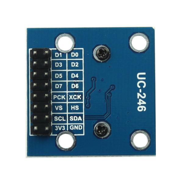 아두캠 0.3M 픽셀 OV7670 카메라 모듈 (Arducam 0.3 M Pixel OV7670